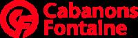 logo Cabanons fontaine inc.