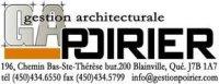 Emplois chez Gestion Architectural Poirier inc.